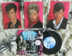Stray-Cats-Bring-It-Back-Again-7-inch-vinyl-single-Excellent-condition