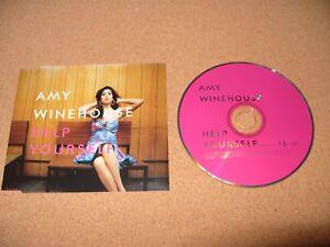 Amy-Winehouse-Help-Yourself-1-Track-cd-Single-2004-No-Barcode-Near-Mint