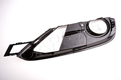 Original BMW F30 F31 teiloffen Nebellicht Grill rechts OEM 51117300740