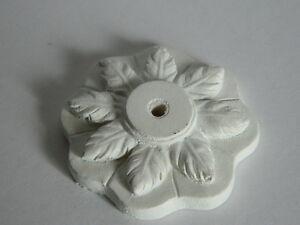 (a3) Maison De Poupées Résine Plafond Blanc Rose-afficher Le Titre D'origine Kj7dr0c6-07164602-782449828