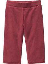 Old Navy Baby Toddler Girl's Micro Fleece Pants - NWT - 5 Sizes - 2 Colors