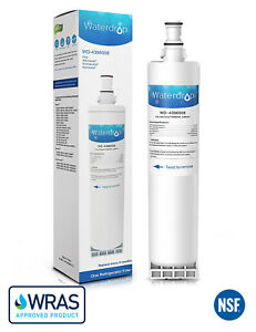 Finerfilters Compatibile Frigo Cartuccia Filtro acqua per frigorifero Whirlpool,