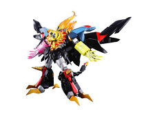 SRC GENESIC GAOGAIGAR FINAL BANDAI SUPER ROBOT CHOGOKIN + HELL & HEAVEN PARTS