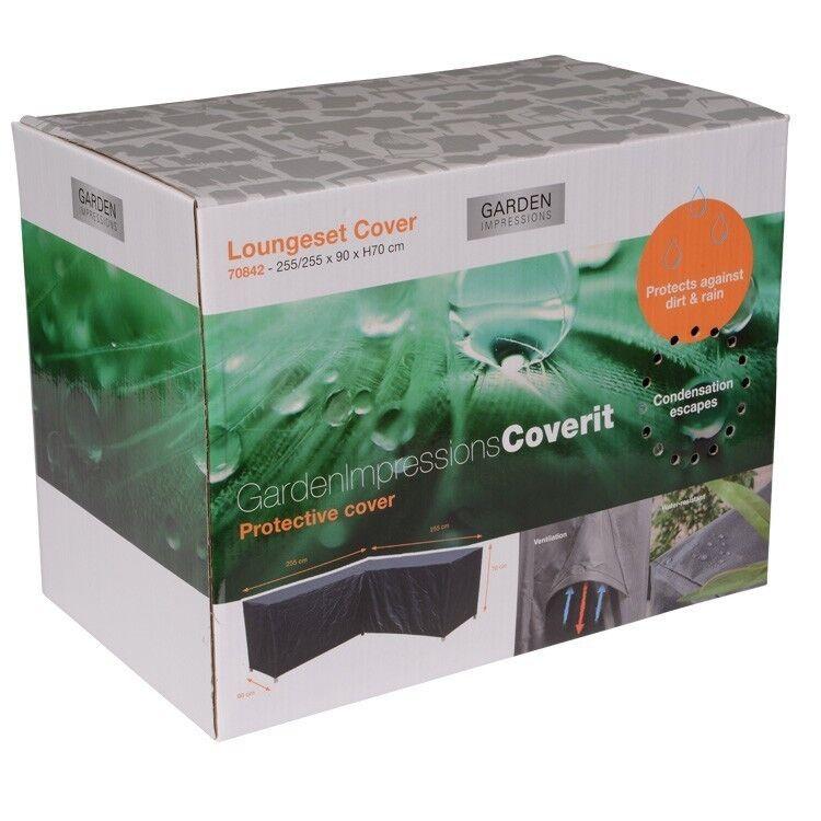 Schutzhülle Coverit Loungeset Hülle Garden Impressions Impressions Impressions GI70842     | Kostengünstig  fb5721