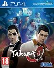 Yakuza 0 Zero PS4 * NEW SEALED PAL *