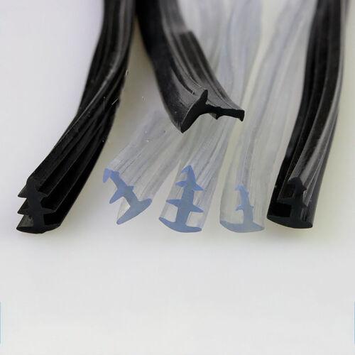 uPVC Window Door Gasket Seal Strip Glass Fixed Repair Seal Shockproof Waterproof