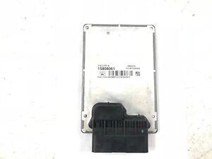 2006-2009 Cadillac XLR Electronic Suspension Control Module ECU ECM 15808061