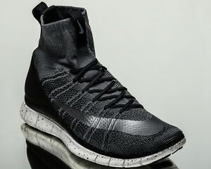 2fd55aee1e465 Image is loading Nike-Free-Flyknit-Mercurial-mens-lifestyle-casual-sneakers-
