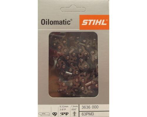 2x30cm Stihl Picco micro cadena para Stihl mse140c motosierra sierra cadena 3//8p 1,3
