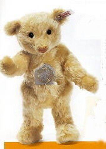 STEIFF  TEDDY BEAR WITH ELEPHANT STENCIL  EAN 038969