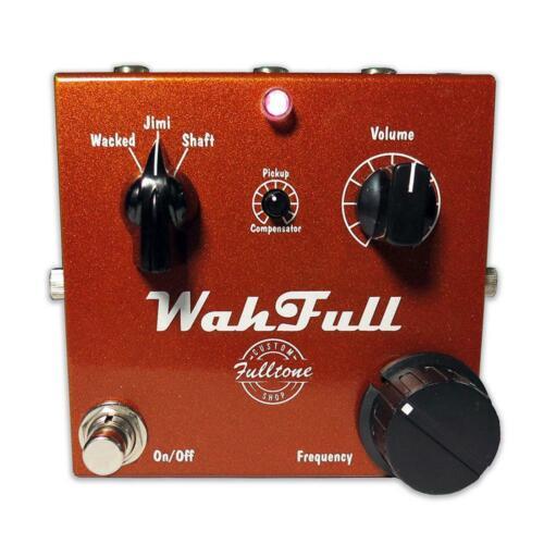 Fulltone Custom Shop SC-WF WahFull Fixed Wah Pedal NEW
