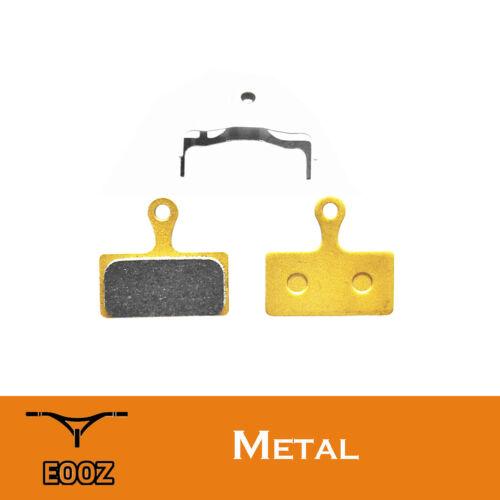 10 PRS* Metal Bike DISC BRAKE PADS FOR SHIMANO XTR M9000 XT M8000 SLX M7000