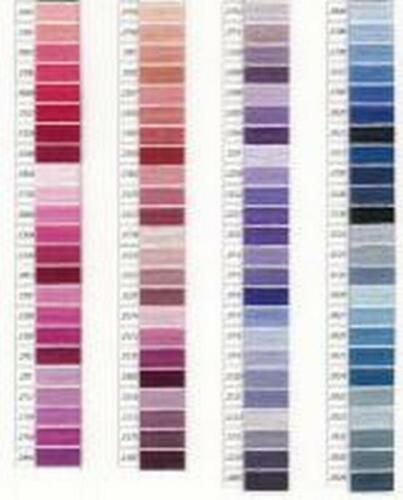 1 x hilo de algodón suave DMC-dmcart 89-2931 Azul