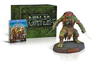 Teenage-Mutant-Ninja-Turtles-Limited-Set-Raphael-Statue-Blu-Ray-DVD