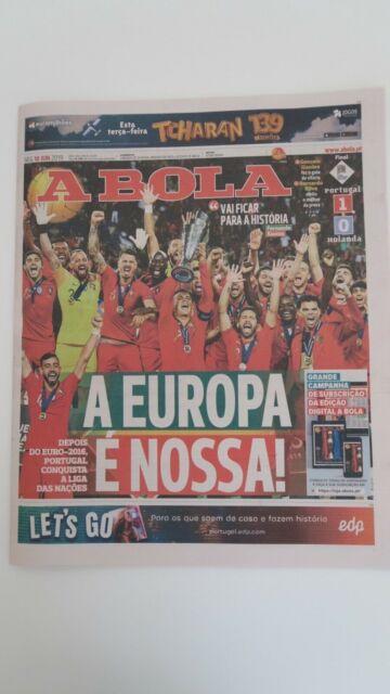 UEFA Nations League Final Portugal 1-0 Netherlands ...