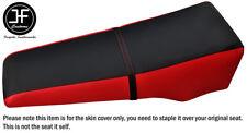 BLACK /& RED VINYL CUSTOM FITS SEA DOO 587 XP SP SPX SPI 83-93 SEAT COVER ONLY
