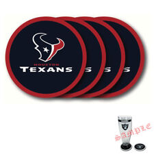1164a682 Houston Texans Official NFL Coaster Set by Duck House 481326