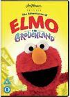 Adventures of Elmo in Grouchland 5051159080233 DVD Region 2