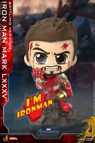 figure Hea Cosbaby Hot Toys Avengers Endgame COSB651 Iron Man MK85 Battling Ver