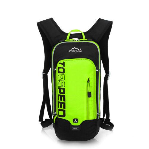 6L Bicycle Backpack Men/'s Women MTB Bike Water Bag Climbing Cycling Backpack