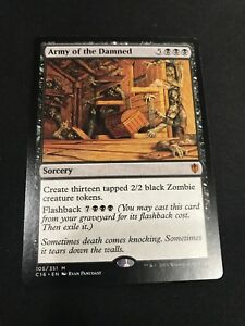 Army-Of-The-Damned-Commander-2016-MTG-Magic-The-Gathering
