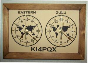 Dual-Clocks-for-Ham-Amateur-Radio-Operator