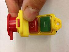 Máquina de parada de emergencia conmutador no voltios liberación interruptor Nvr (2hp / 16a)