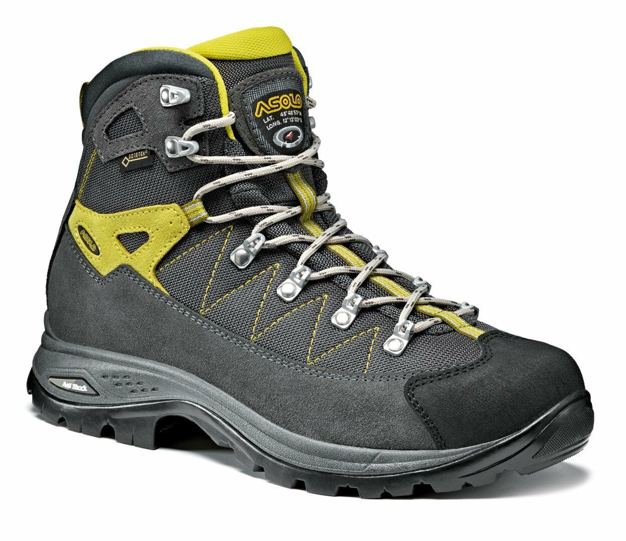 ASOLO FINDER GV MM GORETEX MAN SHOES shoes TREKKING HIKING A23102 A623