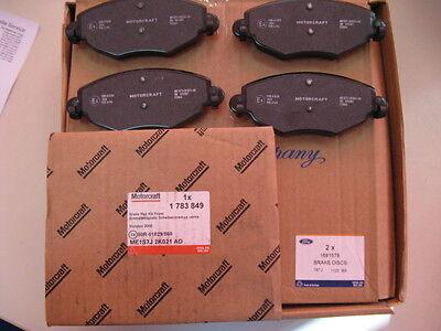 03//03-02//07 RAU Fussmatten FREE 1 graphit für Ford Tourneo Kombi Connect Bj
