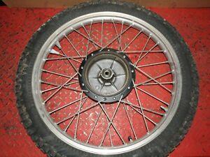 Vorderrad 1.60x21 Felge Rad front wheel Suzuki SP 370