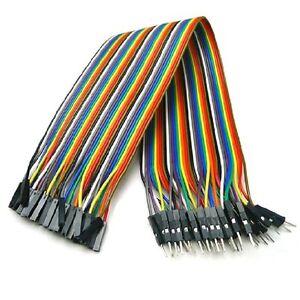 1pcs-40pcs-20cm-2-54mm-male-to-female-Dupont-cables-GOOD-QUALITY