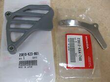 NOS HONDA FRONT SPROCKET ENGINE GUARD COVER CASE SAVER  CR 250 500 CR250 CR500