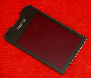 Nokia-8800-Arte-Carbon-Aussenglas-Display-Cover-Front-Vorne-Glas-inkl-Kleber