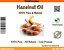 Hazelnut-Oil-100-Pure-amp-Natural-COLD-PRESSED-Organic-Carrier-Oil-Refined-Skin thumbnail 2