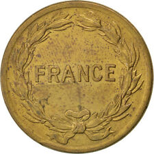 [#83837] France Libre, 2 Francs 1944, KM 905