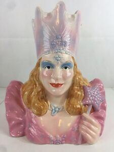 Wizard-of-Oz-Glinda-The-Good-Witch-Cookie-Jar-Limited-Edition-Star-Jars-Ceramic