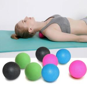 Lacrosse-Ball-6-4cm-Faszienball-Massageball-Fitnessball-Massage-Faszien-s