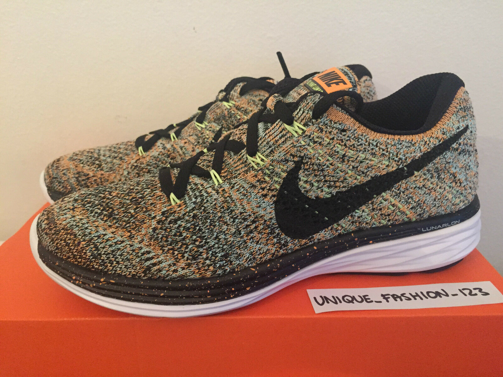 WMNS NIKE FLYKNIT LUNAR 3 3 3 BRIGHT CITRUS MULTI3.5 US 6 36.5 MIX 698182-800 ab01eb