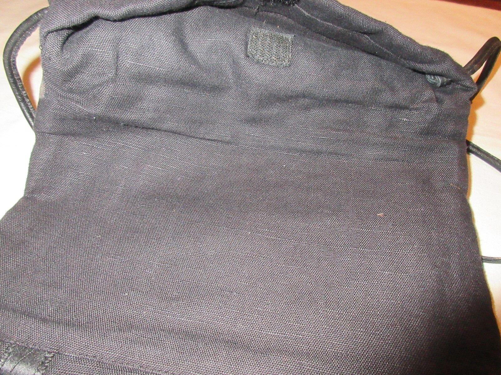 "Ladies Handbag , Black , Vintage , 10""X9"""