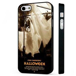Dettagli su Halloween Michael Myers HORROR STORY nero telefono custodia cover si adatta iPHONE- mostra il titolo originale