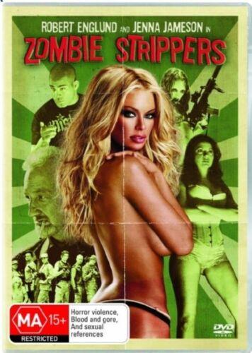 1 of 1 - Zombie Strippers (DVD, 2008) Robert Englund, Jenna Jameson
