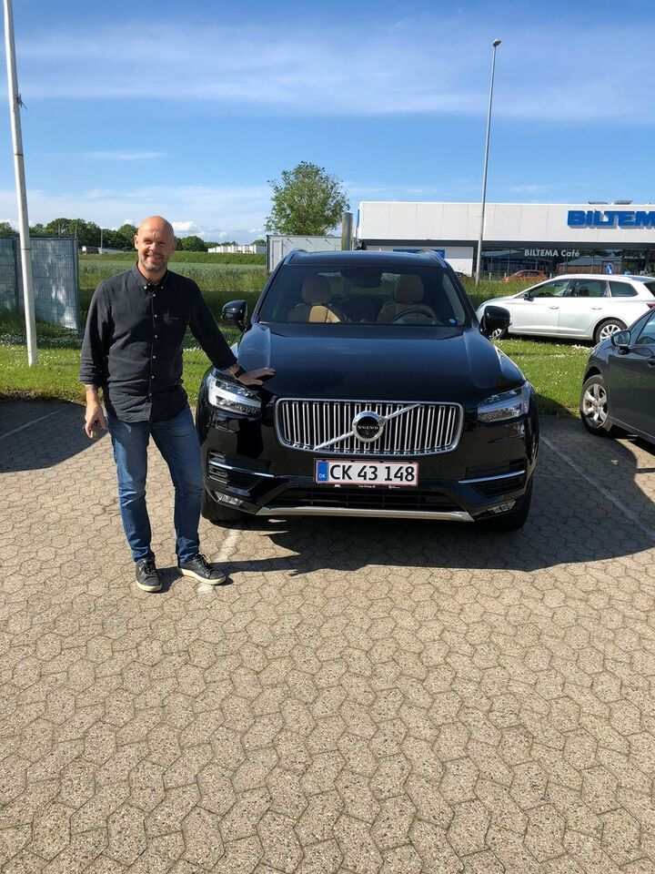 Volvo XC90, 2,0 D5 225 Inscription aut. AWD 7p, Diesel