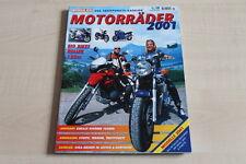 156745) Motorrad News - Motorrad Katalog 2001