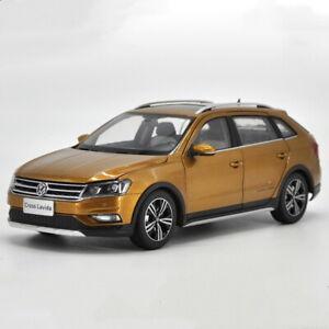 1-18-VW-Volkswagen-Cross-Lavida-2016-Brown-DieCast-Car-Model-Toy-Collection