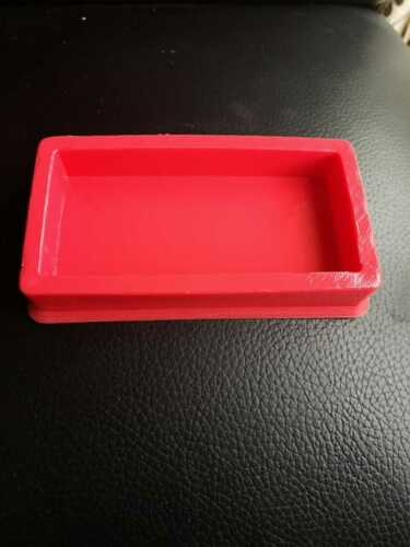Mold for Pen Blank Knife-Scale Casting Also Soap Wax Casting Silicone Mould