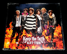JAPAN:KAT-TUN - Keep The Faith Regular Ed CD Single,J.E.JPOP,Boy Band,Kat-tun