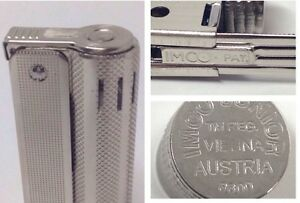 Details about GENUINE OLD STOCK ORIGINAL IMCO LIGHTER 6600 AUSTRIAN MADE  TRIPLEX JUNIOR PETROL