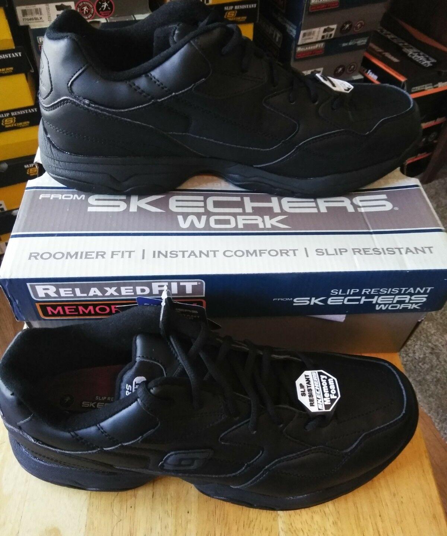 Skechers Men's Size12  Altair Work Relaxed Fit Felton Altair  c0d5c9