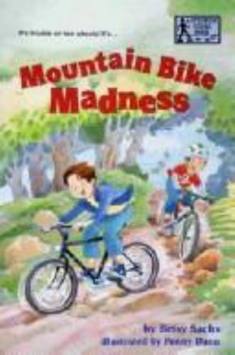 Mountain Bike Madness (A Stepping Stone Book(TM)) Sachs, Betsy Paperback Used -