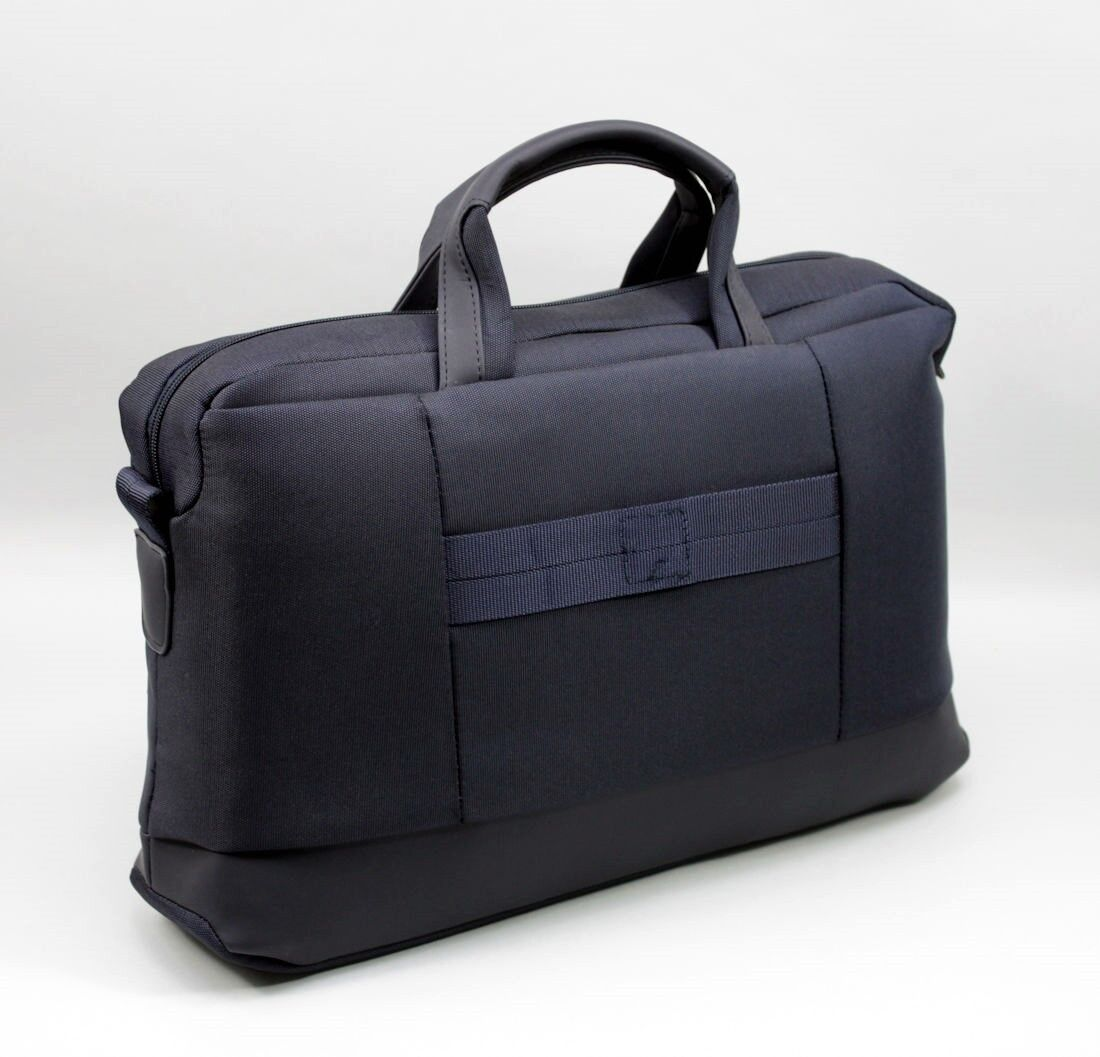 NAVA Dot_Com Dot_Com Dot_Com Briefcase Tasche Aktentasche Navy Blau DC007B ( 114 ) | Exzellente Verarbeitung  | Sale Outlet  | Schön und charmant  11401f